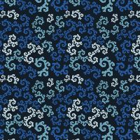 Fractal Seahorse Pattern by Insanemoe