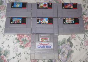 SNES Collection - Part 2 by T95Master