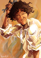 Leo Valdez by Dreamsoffools