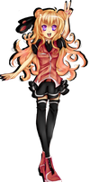 :AA Height Collab: Adeline by dogstitch
