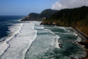Oregon Coast by Pecetta