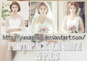 PHOTOPACK Quynh Anh Shyn #188 by YunaPhan