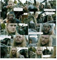 Lord of the Rings Comic 15 by ashantiwolfrider