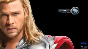 Thor by vin8it