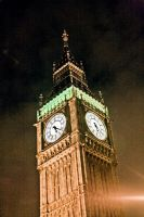 Big Ben by cyberfish128