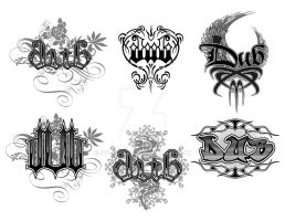Other cool Dub logos by stlcrazy