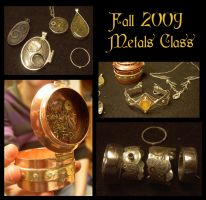 Fall 2009 Metals by bug-in-my-eye