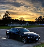 BMW Sunset by JoseAvilaPhotography