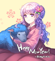 Happy New Year~!! by kthelimit