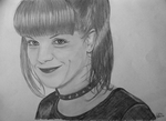 Drawing Abby Sciuto NCIS by wylie-schatz