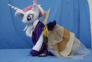 Fleur De Lys Special - My Little Pony Plush by Masha05