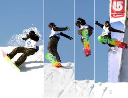 Snowboard Sequence 1 by galle80