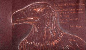 The Eagle by sanora