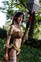 Nidalee 5 by Insane-Pencil
