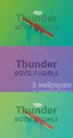 Thunder Wallpaper by ChrisUnger