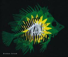 BP Butterfly Fish by Broken-Arted