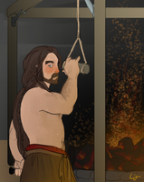 LOTR - Forging and Stuff by Algrenion