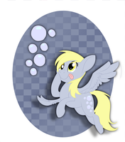 7 - Derpy Hooves by BatLover800