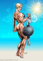 Wrecking Ball Workout by elee0228