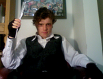 Sweeney Todd Cosplay by thearist2013