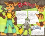 Ratchet Character Sheet by tmgray-comm