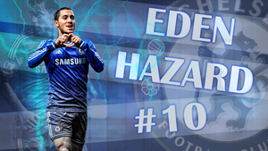 Eden Hazard by spidermansquads