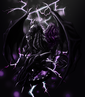 RQ Gideon - Xares the Black by Aniseth-LightWing