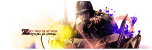 Call of Duty: World at War Tag by xXZCXx
