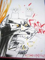 Bark by JimMahfood-FoodOne