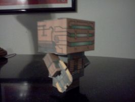 Papercraft Issac Clark by Superjay14