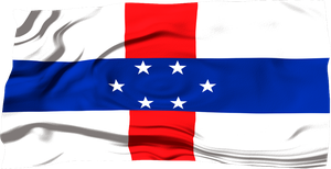 Flags of the World: The Netherlands Antilles by MrAngryDog