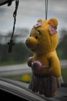 Transexual Pooh by alvse