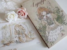 Artbook by Loputyn