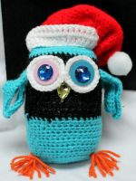 owl Crochet by ThisArtToBeYours