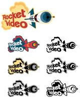 Rocket Video logosheet by DevilDino