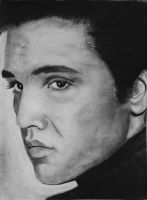 Elvis.. by candysamuels