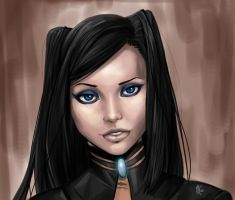 Ergo Proxy by Mattspaintings
