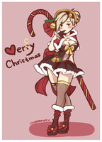 Christmas Mercy by kenryi