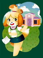 Isabelle by Brogan-Coral