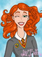 Lily Evans by Shmivv
