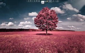 Rainmeter Viral 0.1 by 859455502