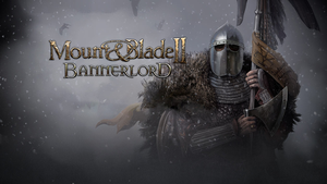 Mount and Blade II - Bannerlord Wallpaper 1366x768 by Shadowfang3000