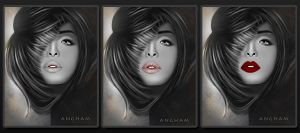 Angham by EiMy86