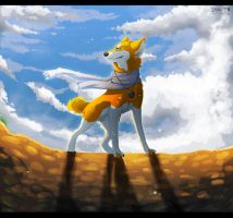 Follow the wind by hatixato