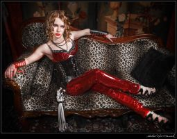 Red Pants by Atratus