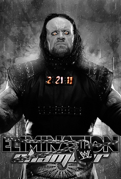 WWE Elimination Chamber 2011 by All4-Xander