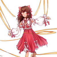 Collab: Reimu by Rempikka
