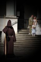 bride n groom good fortune by johsny