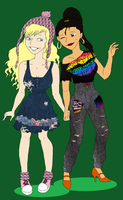 just some Brittana by just-agu