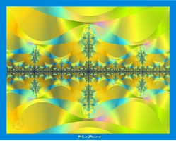 Blue Facets by hippychick-nm